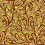 abstrakcyjny kwiecisty wzór Fotografia Royalty Free