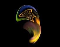 abstrakcyjny pajęczynę Zdjęcie Stock