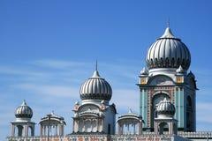 abstrakcyjny szczegółów meczetu zdjęcie stock
