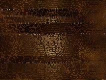 abstrakcyjny tła oznaczane szkła Obraz Royalty Free