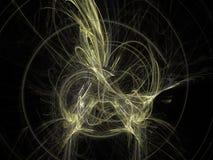 abstrakcyjny tło Cyfrowego kolaż Obraz Stock
