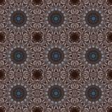 abstrakcyjny tło etniczne tło bezszwowy Fotografia Stock