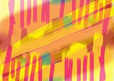 abstrakcyjny tło tło kolorowa tapeta Kolorowy abstrakcjonistyczny akrylowy obraz mikstura koloru tło royalty ilustracja