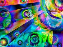 abstrakcyjny tło bright Zdjęcie Stock
