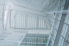 abstrakcyjny tło budynku interes Zdjęcia Stock