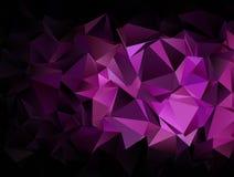 abstrakcyjny tło mozaiki triangulated tekstura Zdjęcie Royalty Free