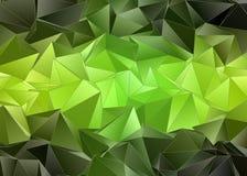 abstrakcyjny tło Poligonalna tekstura Fotografia Stock