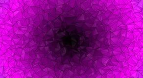 abstrakcyjny tło poligonalny Fotografia Stock