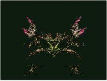 abstrakcyjny tło Wektorowa klamerki sztuka Zdjęcie Stock