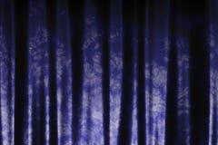 abstrakcyjnych tła jedwabne zasłony. Obrazy Royalty Free