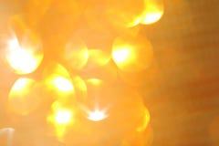 abstraktów światła Zdjęcia Royalty Free