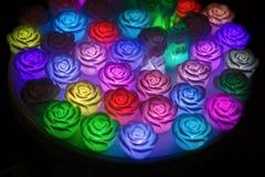 abstraktów światła Fotografia Stock