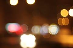 Abstraktów światła, błysk, Zdjęcie Royalty Free