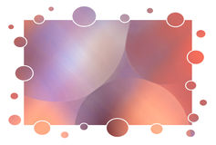abstraktów bąbelki zdjęcie stock