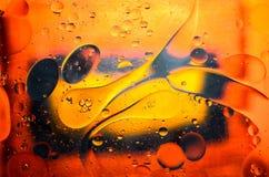 Abstraktów bąble Zdjęcia Stock