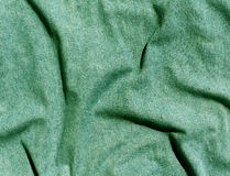 Abstraktów cajgów falowa tekstura Fotografia Royalty Free