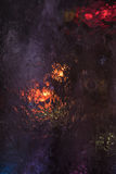 Abstraktów grops wodny tło Fotografia Stock