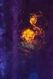 Abstraktów grops wodny tło Zdjęcia Royalty Free