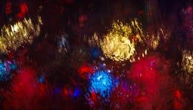 Abstraktów grops wodny tło Obrazy Royalty Free