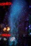 Abstraktów grops wodny tło Zdjęcie Stock
