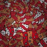 Abstraktów kolorów obrazek Zdjęcie Stock