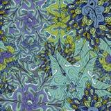 Abstraktów kolorów obrazek Fotografia Royalty Free