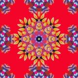 Abstraktów kolorów obrazek Obrazy Royalty Free