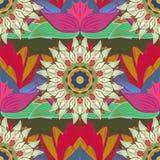 Abstraktów kolorów obrazek Obraz Royalty Free