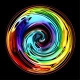 abstraktów kolory Zdjęcia Stock