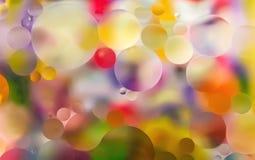Abstraktów kolory Obrazy Royalty Free