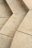 abstraktów kroków zdjęcie stock