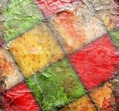 abstraktów kwadraty Zdjęcie Stock