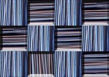 abstraktów kwadraty Zdjęcia Stock