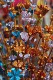 abstraktów kwiaty Zdjęcia Stock
