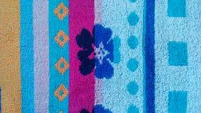 Abstraktów kwiaty i geometryczne postacie Fotografia Stock