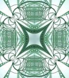 abstraktów mosty Obrazy Stock