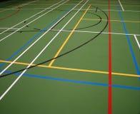 abstraktów sporty. Obrazy Royalty Free