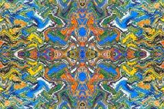 Abstraktów wzory dla tła i kolory obraz stock