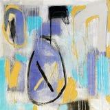 abstraktów znaków Obrazy Stock