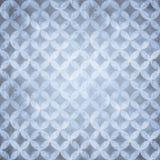 Abstrakt överlappande cirkelmodellbakgrund Arkivfoto