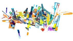 Abstrakt Obrazy Stock