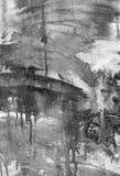 Abstrakt acrilic texturerad målad bakgrund Royaltyfria Foton