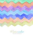 Abstrakt akryl och vattenfärg målad bakgrund Pappers- textur Royaltyfria Bilder