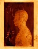abstrakt akupunktur