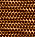 Abstrakt apelsin- och gulingmodellbakgrund Arkivbilder
