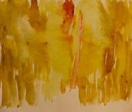 Abstrakt aquarellbakgrund Mångfärgad vattenfärg målad textur Arkivbild
