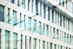 abstrakt arkitektonisk illustration Arkivbild