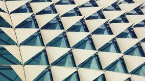 abstrakt arkitektonisk modell Royaltyfri Bild