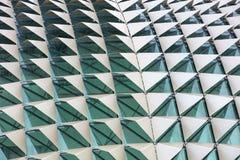 abstrakt arkitektonisk modell Royaltyfria Foton