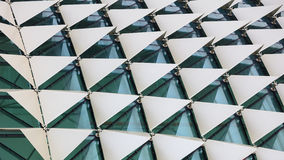 abstrakt arkitektonisk modell Royaltyfri Fotografi
